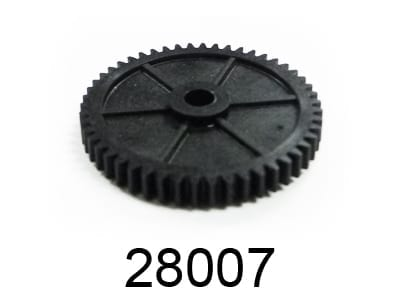 28007 Nylon Gear 50 Tooth 1 16 Scale