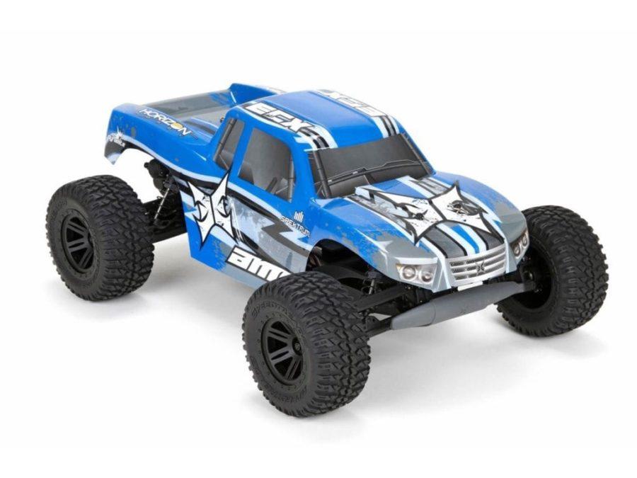 Amp Mt 1:10 2wd Monster Truck: Kit, Intl