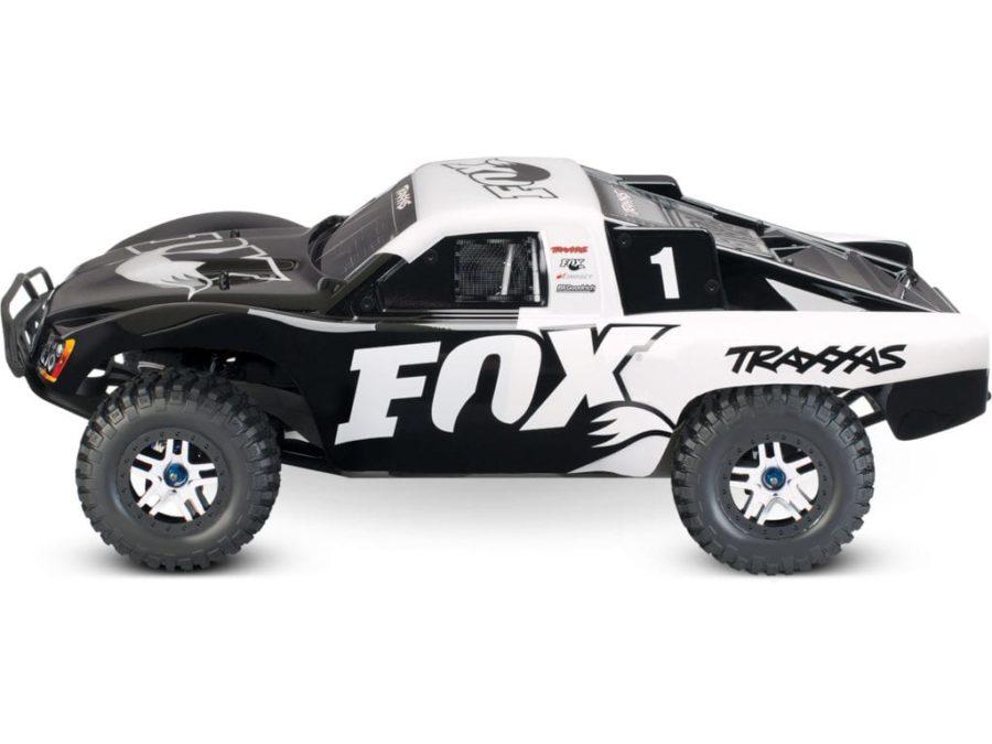 Slash Vxl Brushless 4wd Tsm (tqi no Battery Or Charger) – Fox Edition