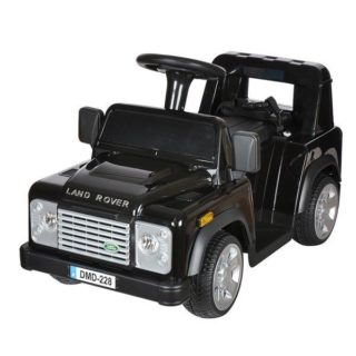 6v Foot 2 Floor Land Rover Defender – Black