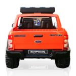 Ford Ranger Raptor 2020 Licened 12v Kids Ride On – Orange