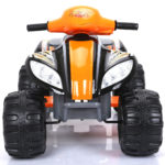Kids Ride On Quad Bike 6v – Orange