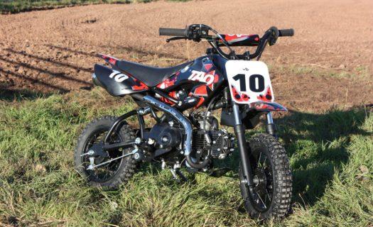Hawkmoto DB10 110CC Fully Auto Kids Pit Bike 4 Stroke – Red