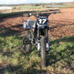 Hawkmoto Db17 Motocross Dirt Bike  125cc – White 14|17