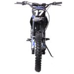 Hawkmoto Db17 Motocross Dirt Bike  125cc – Blue 14|17