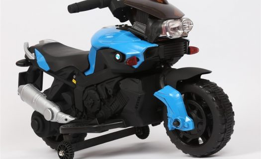 Motorcycle – Blue