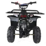 Hawkmoto 110cc Boulder Kids Quad Bike – Black