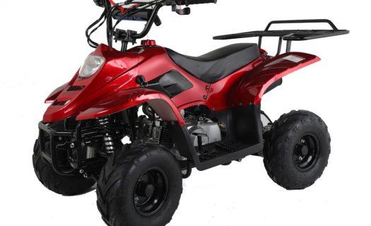 Hawkmoto 110Cc Boulder Kids Quad Bike – Metallic Red