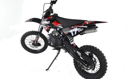 Hawkmoto Db17 Motocross Dirt Bike  125Cc – Red 14|17