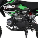 Hawkmoto Db17 Motocross Dirt Bike  125cc – Green 14|17