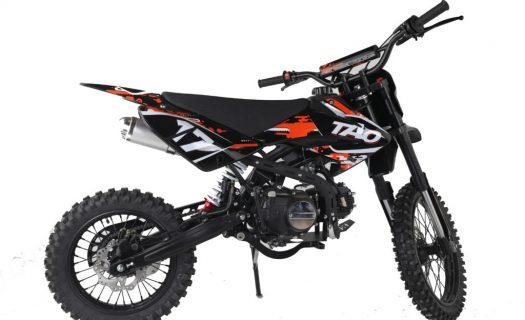 Hawkmoto Db17 Motocross Dirt Bike  125Cc – Orange 14|17