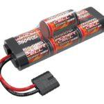 Battery, Power Cell Id, 3000mah (nimh, 8.4v Hump)