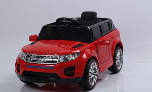 Land Rover Style Ride On (2.4G Rc) – Red