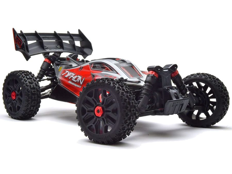 Typhon 3s Blx 4wd Speed Buggy Rtr Red