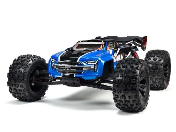 Kraton 6S 4Wd Blx 1/8 Rtr Blue