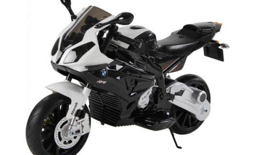 Bmw 1000Rr Kids Ride On Electric Motorbike 12V – Grey