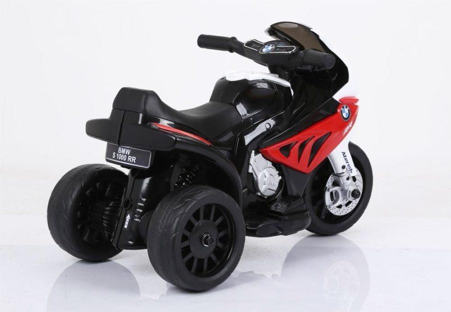 Licensed Bmw S1000rr 6v Kids Electric Ride On Trike Red