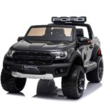 Ford Ranger Raptor 2020 Licenced 12v Kids Ride On – Black