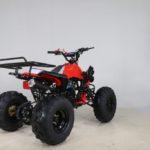 Hawkmoto Interceptor 125cc Kids Quad Bike 3 Speed – Red