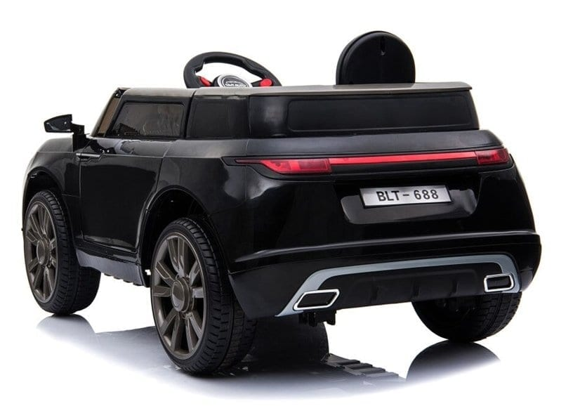Range Rover Velar Style Ride On Car In Black (2019 Model) – 12v 2wd Black