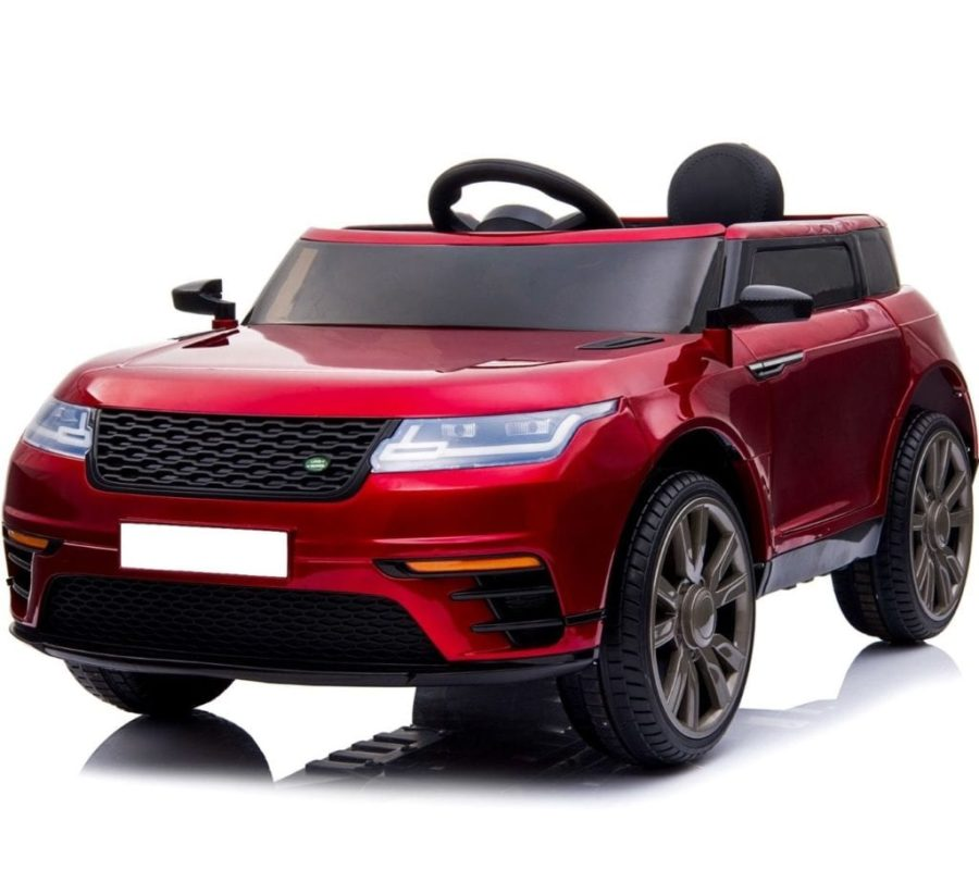 Range Rover Velar Style Ride On Car In Red (2019 Model) – 12v 2wd