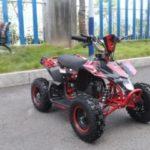 Hawkmoto Avenger 50cc Mini Kids Quad Bike – Red