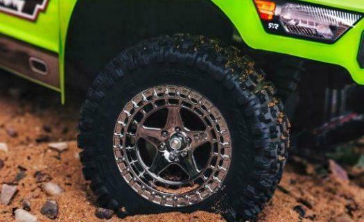 Senton 4X4 3S Blx Short Course Truck Rtr Green