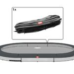 Berg Grand Favorit 520 Inground Trampoline – Grey