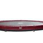 Berg Inground Elite Trampoline 14ft – Red