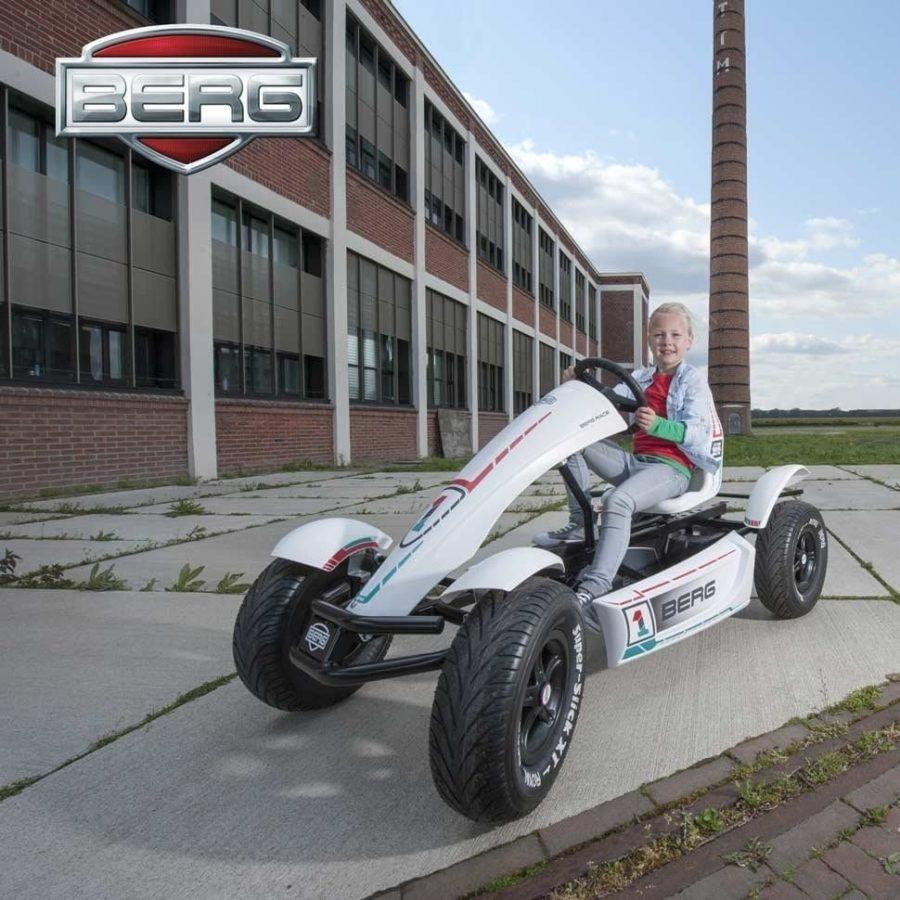 Berg Side Skirts Race – Go Kart Accessory