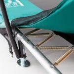 Berg Ultim Champion Trampoline Inground 330 – Green