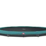 Berg Inground Elite Trampoline 430 14ft – Green
