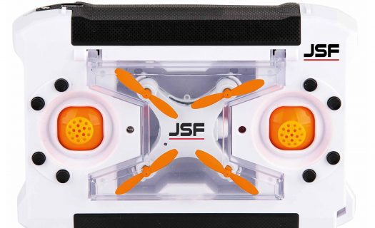 JSF STEALTH MINI QUADCOPTER