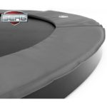 Berg Inground Champion 380 12.5ft Trampoline – Grey