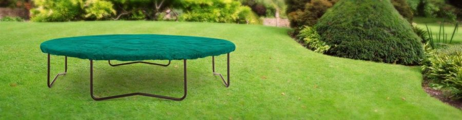 Berg Grand Weather Cover Extra 350 Green – Trampoline Accessory