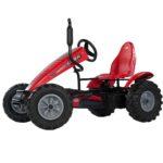 Berg Passenger Seat Case Ih Red – Go Kart Seat Accessory