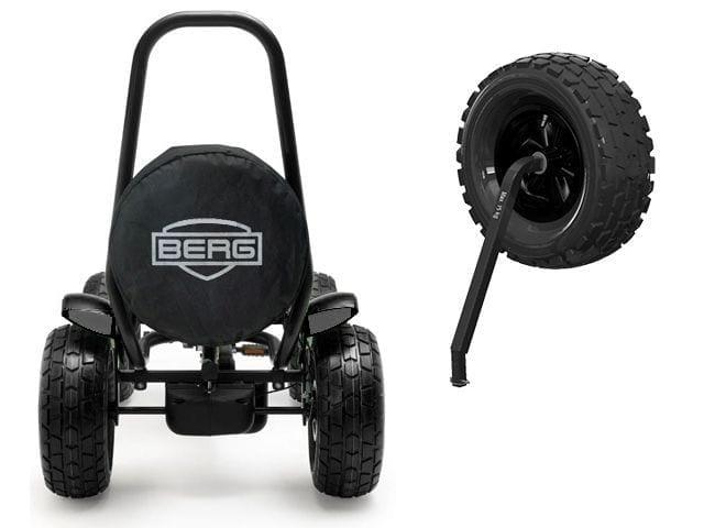 Berg Spare Wheel Safari – Go Kart Accessory