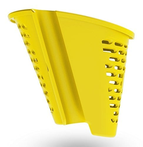 Berg Buzzy Basket Yellow Go Kart Accessory