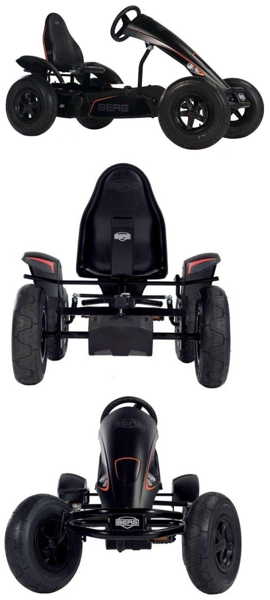 Berg Black Edition Bfr-3 Pedal Go Kart Large Go Kart