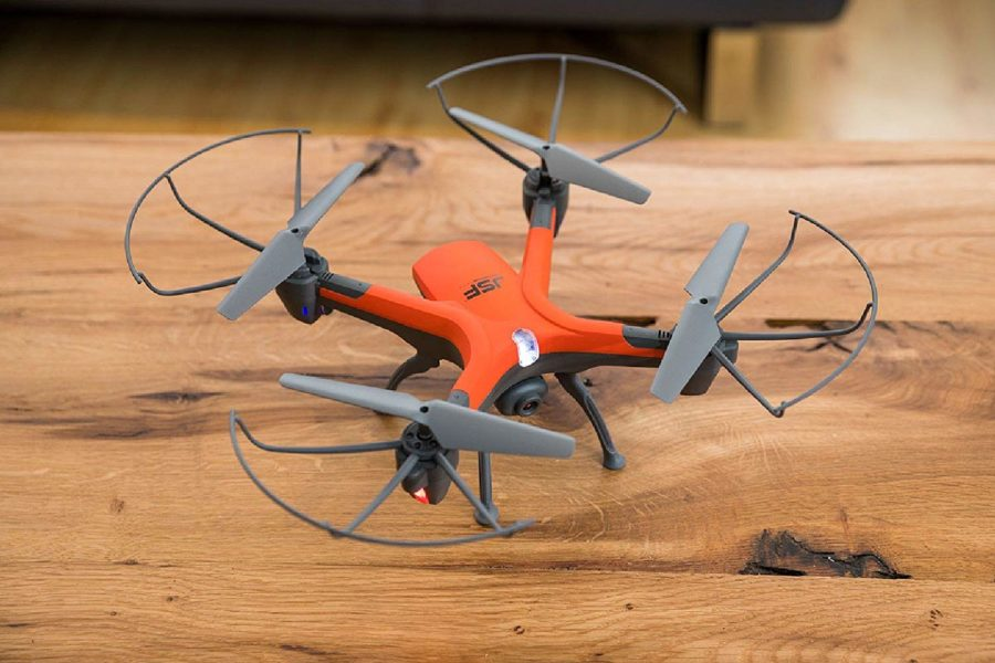 Jsf Annihilator Quadcopter With Cam