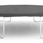 Berg Weather Cover Extra Grey 380 12,5ft – Trampoline Accessory