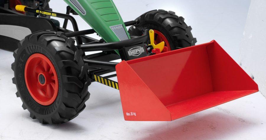 Berg Lift Bucket – Go Kart Accessory