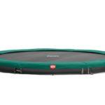 Berg Inground Favorit Trampoline 430 14ft – Green
