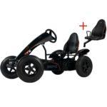 Berg Passenger Seat Black Edition – Go Kart Seat Accessory