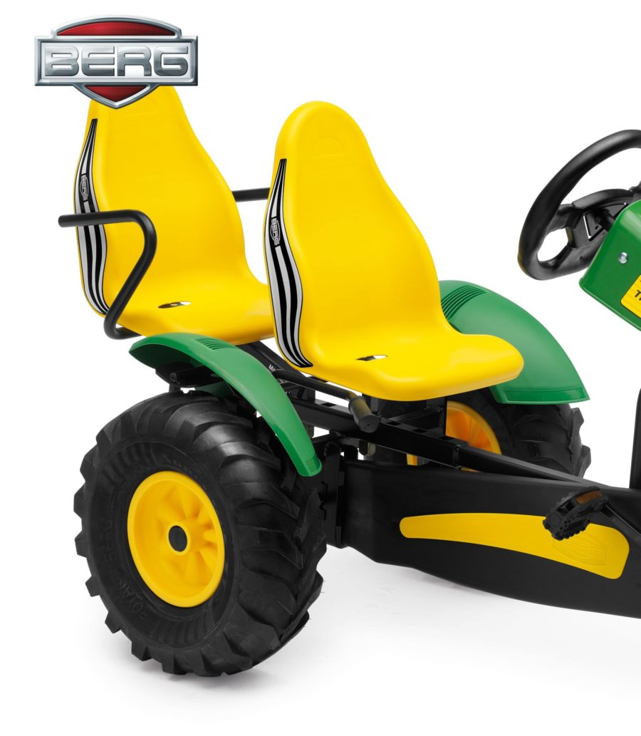 Berg Passenger Seat John Deere – Go Kart Seat Accessory