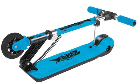 Xoots Element Electric Scooter Blue