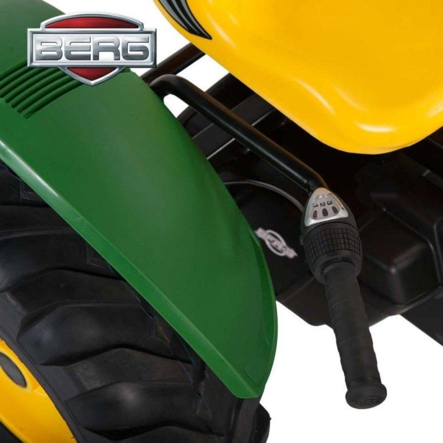 Berg John Deere Bfr-3 Large Pedal Go Kart