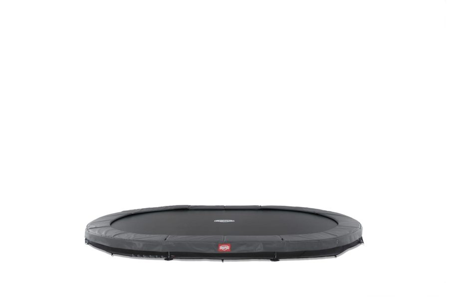 Berg Inground Elite Trampoline 380 12,5ft – Grey