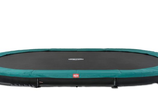 BERG Grand Champion 350 InGround Trampoline – Green