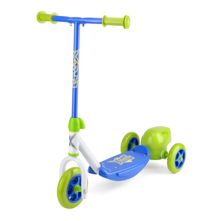 Xootz Bubble Scooter Green|blue